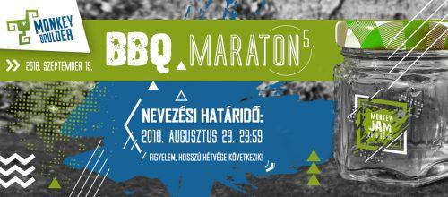 Monkey BBQ Maraton 5