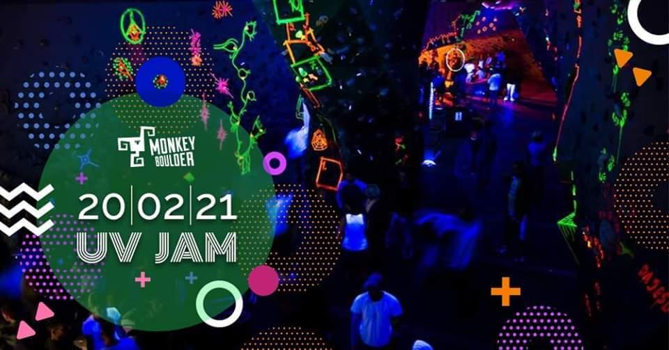 Monkey UV Jam 2020 eredmények »»»